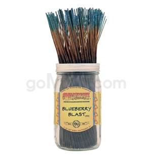 Wildberry Incense Blueberry Blast 100/ct