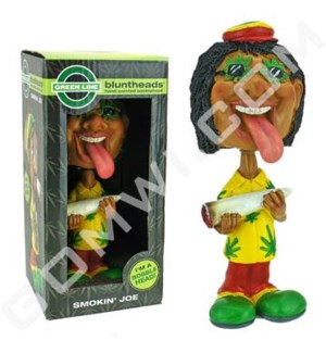 "DISC Bobble Head 6"" Jamaican Man"