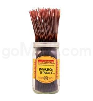 DISC Wildberry Incense Bourbon Street 100/ct