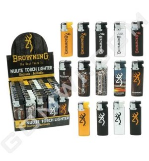 DISC Browning Torch Lighter 50CT/BX