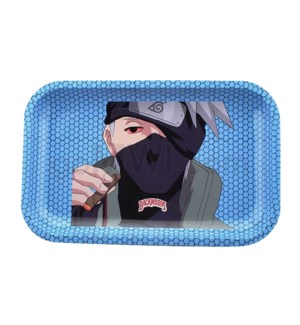 Backwoods 11x7in Medium Rolling Tray - Kakashii