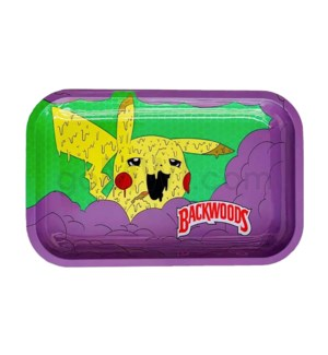Backwoods 11x7in Medium Rolling Tray - PI KA Dabb