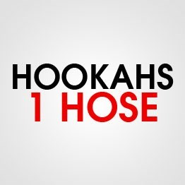 HOOKAH 1-HOSE