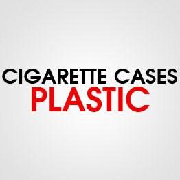 CIGARETTE CASE PLASTIC