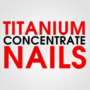 CONCENTRATE NAILS TITANIUM
