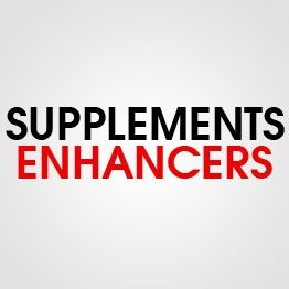 SUPPLEMENT ENHANCERS