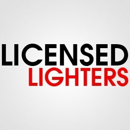 LICENSED LIGHTERS