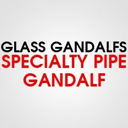 GLASS SPECIALTY PIPE GANDALF