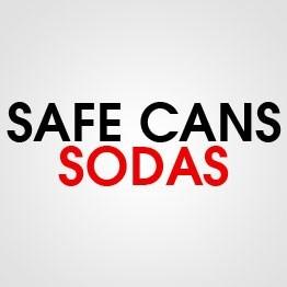 SAFE CAN SODAS