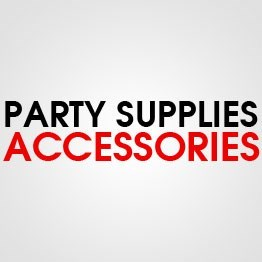 PARTY SUPPLIES ACC.