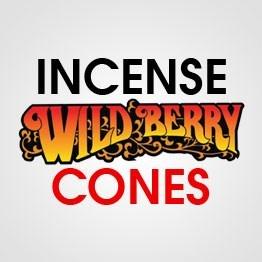 INCENSE WILDBERRY CONES
