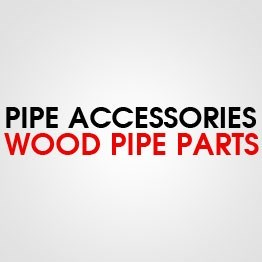 WOOD PIPE PARTS
