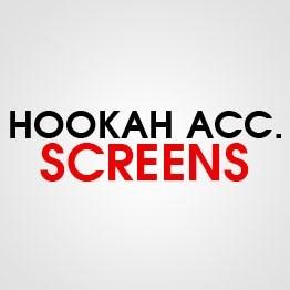 HOOKAH SCREENS