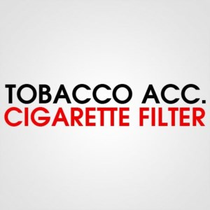 TOBACCO CIGARETTE FILTER