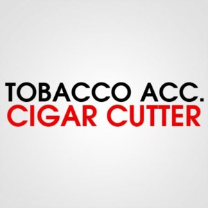 TOBACCO CIGAR CUTTER
