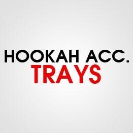 HOOKAH TRAYS
