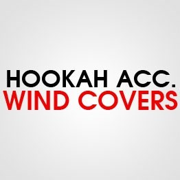 HOOKAH WIND COVERS