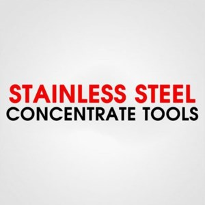 CONCENTRATE TOOLS STAINLESS STEEL