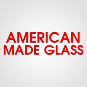 GLASS WATER PIPE AMERICAN MADE