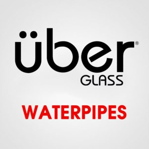 GLASS WATERPIPE UBER