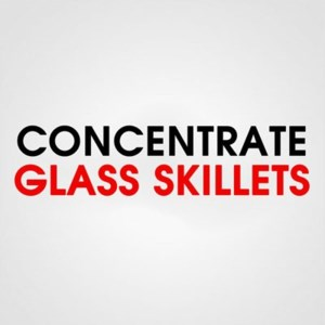 CONCENTRATE GLASS SKILLETS