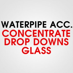 CONCENTRATE DROP DOWNSGLASS