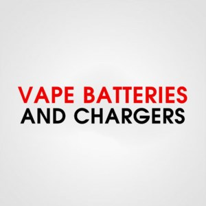 VAPE BATTERIES & CHARGERS
