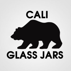 CALI GLASS JARS