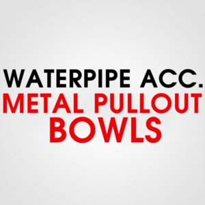 METAL PULLOUT BOWLS