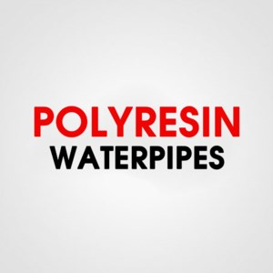 POLYRESIN WATERPIPES