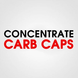 CONCENTRATE CARB CAPS