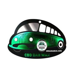 CBD Organabus 300mg Dab Wax