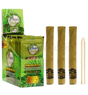 Gold Harvest CBD Puur Leaf Roll 3PK 15CT/BX
