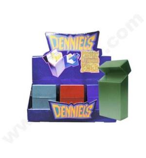 DISC Cigarette Case Plastic king size asst colors 12/12/144