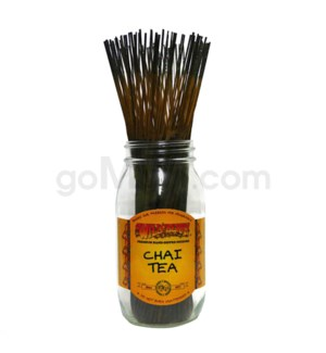Wildberry Incense Chai Tea 100/ct