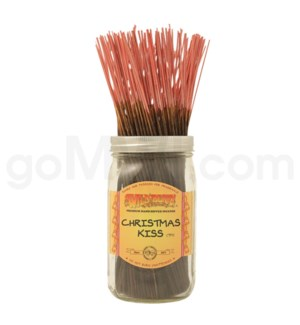 Wildberry Incense Christmas Kiss 100/ct
