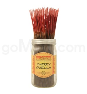 Wildberry Incense Cherry Vanilla 100/ct