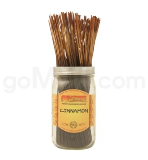 Wildberry Incense Cinnamon 100/ct