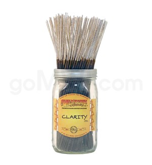 Wildberry Incense Clarity 100/ct