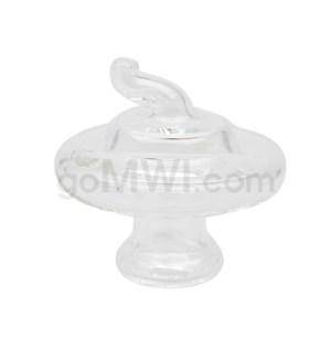 Quartz Directional Flow Carb Cap