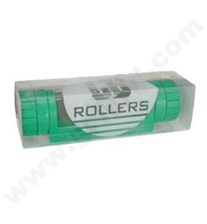 DISC CB Rollers 5.5'' - Green