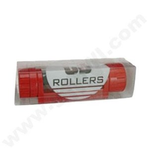 DISC CB Rollers 5.5'' - Red
