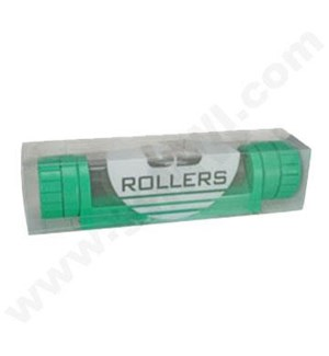 DISC CB Rollers 6'' - Green