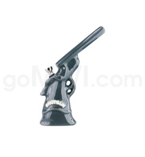 DISC Ceramic WP Shotgun Double Barrel-Grey
