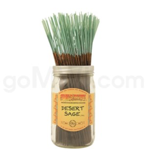 Wildberry Incense Desert Sage 100/ct
