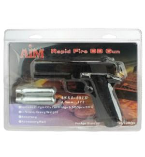 DISC Rapid Fire ASA 1.77 Cal BB Gun