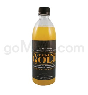 Ultimate Gold Detox 16oz. 12/cs