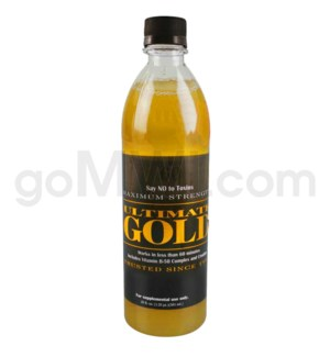 Ultimate Gold Detox 20oz. 12/cs