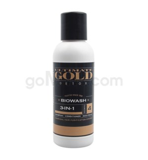 Ultimate Gold Detox  SALIVA CLEANSE  Mouthwash 2OZ