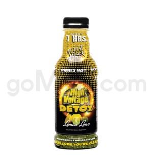 High Voltage 7-Hour Detox Drink 16oz - Lemon Lime